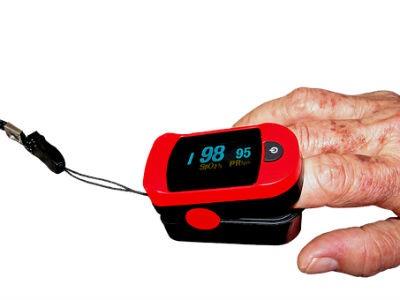 Que es un pulsioximetro
