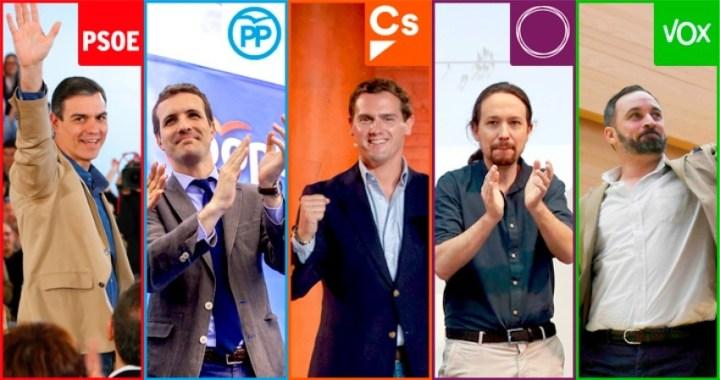 Encuesta elecciones generales del 28-A: ¿Quién crees que será el próximo presidente del Gobierno?