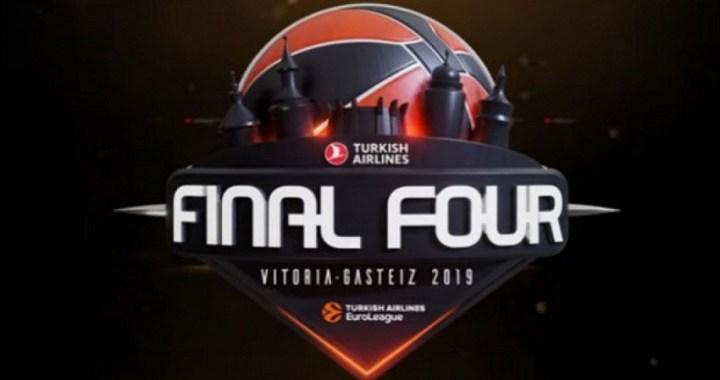A qué hora es la final four de baloncesto y dónde ver en TV la fase final de la Euroliga