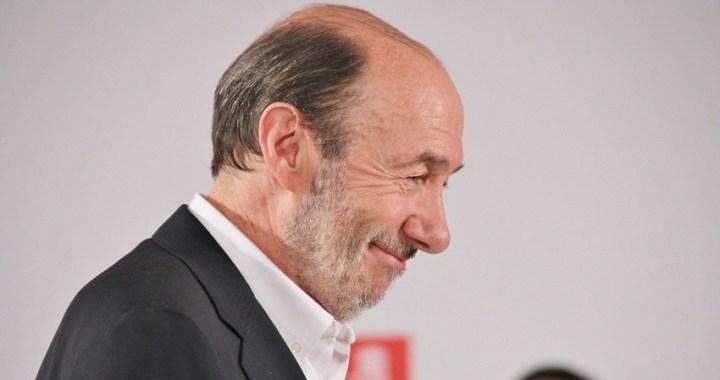 Muere Alfredo Pérez Rubalcaba tras sufrir un ictus