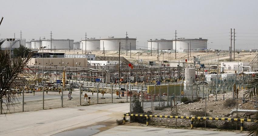 Ataque oleoducto de Arabia Saudi con drones