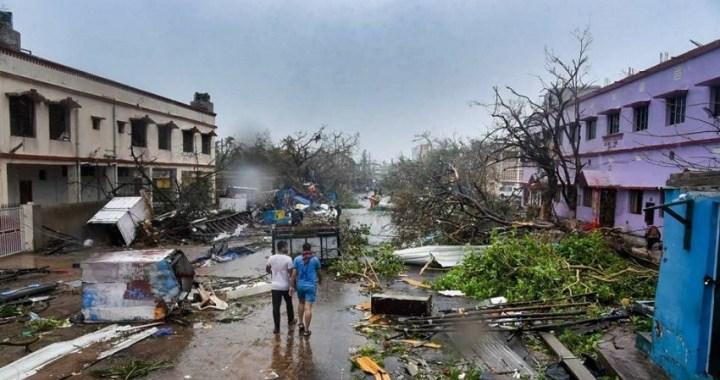 El número de muertos por el ciclón Fani aumenta a medida que crece la ira contra el gobierno de India