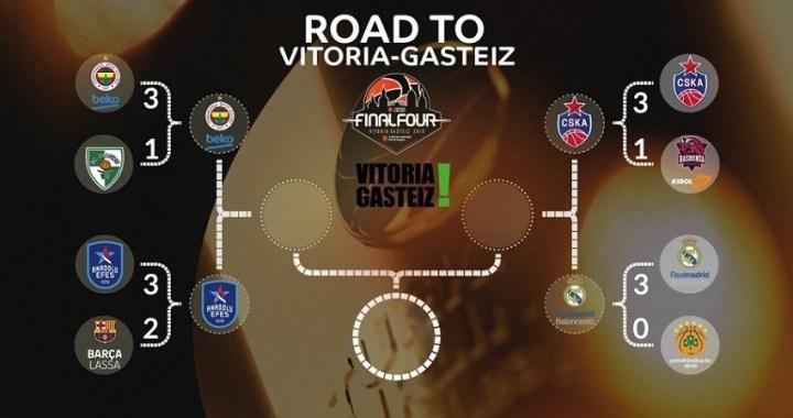 Vota: ¿Quién crees que va a ganar la Final Four 2019 de Baloncesto?