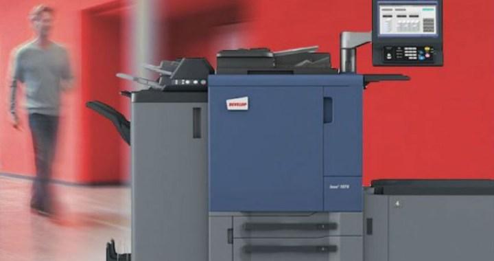 Impresoras DEVELOP distribuidas por Mastertec, gran calidad para toda clase de negocios