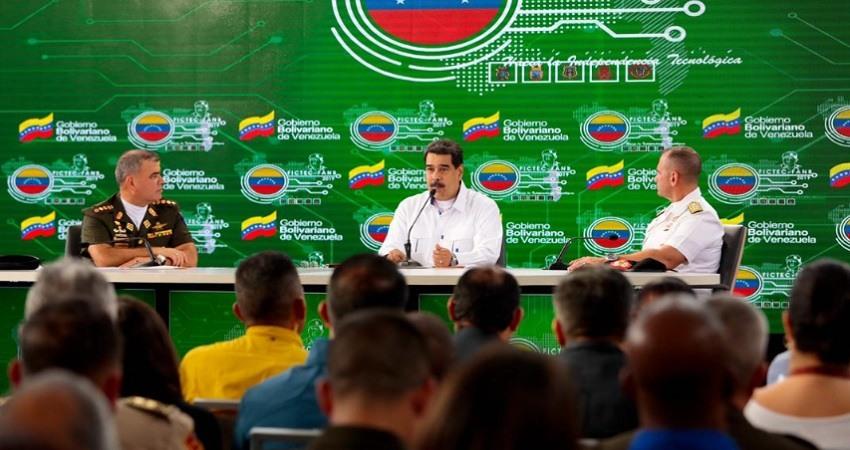 Maduro Huawei