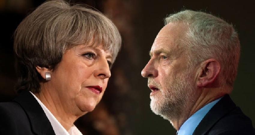 May y Corbyn