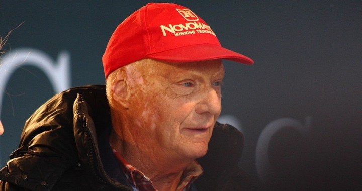 Niki Lauda, el tres veces campeón del mundo de Fórmula Uno, muere a los 70 años