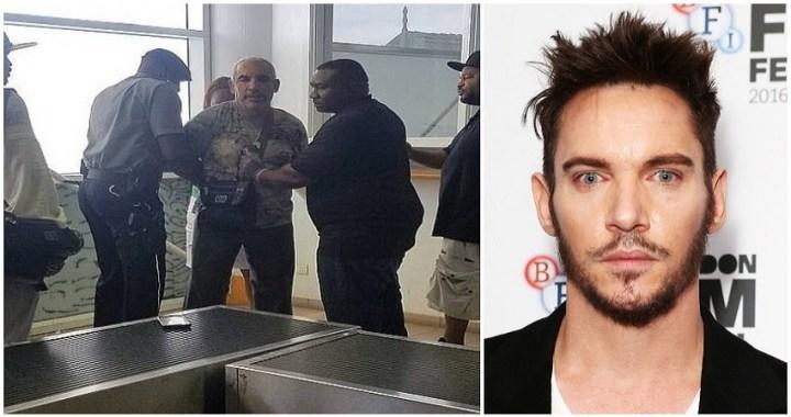 Detenido un heredero de Coca-Cola y el actor Jonathan Rhys Meyers por viajar con 1,2 millones de euros en cannabis
