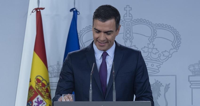 El Rey propone a Pedro Sanchez como candidato a la investidura