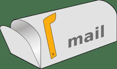 Cuenta de correo electronico
