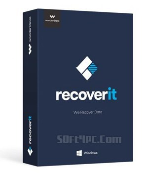 Recoverit Data Recovery Software