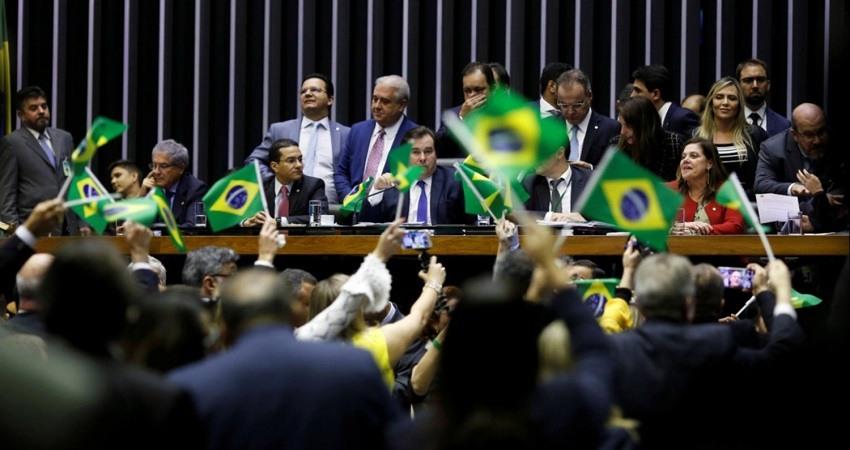 Reforma pensiones brasil