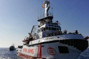 """Ábalos: """"Si el Open Arms estuviese en aguas españolas ya habría desembarcado cumpliendo con la legislación vigente"""""""