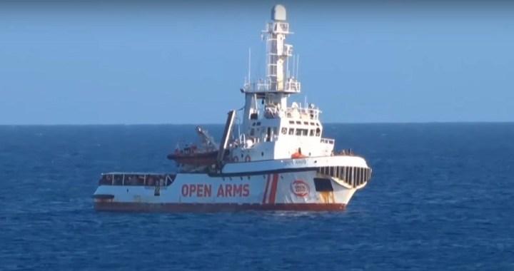 España y otros cinco países aceptaron recibir a los migrantes del Open Arms