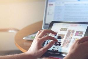 Productos deportivos y servicios al alcance de todos en Internet