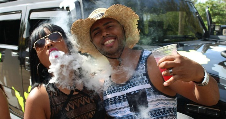 El uso de vapeadores sigue en ascenso como opción para dejar de fumar