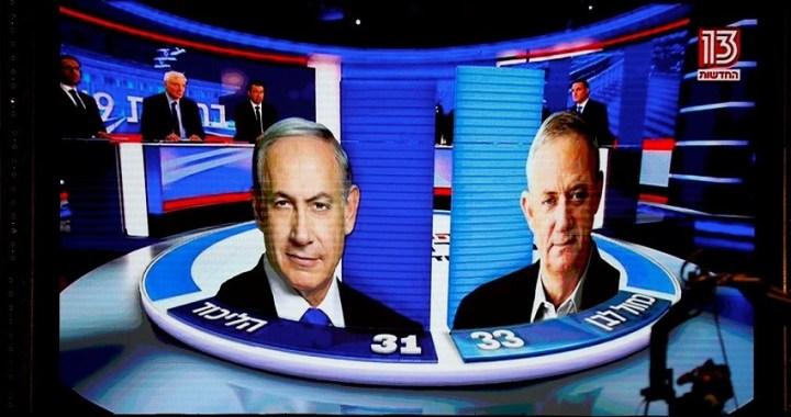 Elecciones en Israel: la igualdad entre Netanyahu y Gantz sumerge al país en una crisis de Gobierno