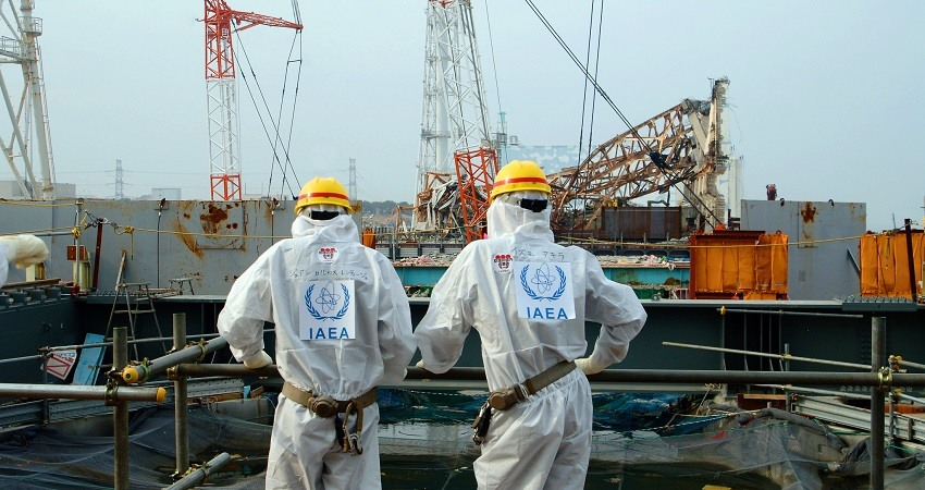 Japon planea verter agua contaminada de Fukushima en el oceano