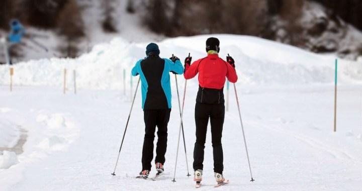 Los deportes de invierno, ejercitarse aprovechando las condiciones climáticas