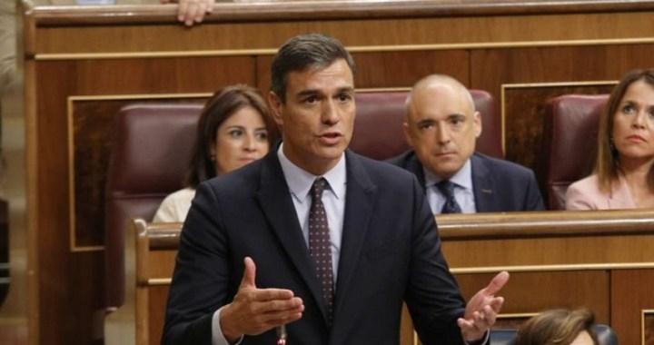 """Sánchez pide a Iglesias """"que no lleve al país a nuevas elecciones"""""""