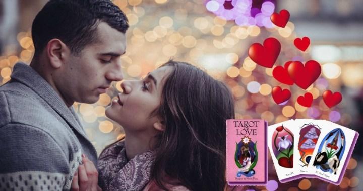 El tarot del amor: Descúbrelo todo sobre tu pasado, presente y futuro amoroso