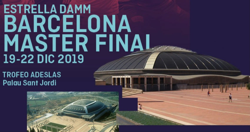 Master Final 2019 del World Pádel Tour en Barcelona