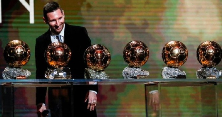 """Leo Messi tras ganar su sexto Balón de Oro: """"Esto se disfruta muchísimo más porque se va acercando la retirada"""""""