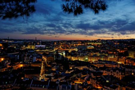 Fiestas y vida nocturna en Lisboa