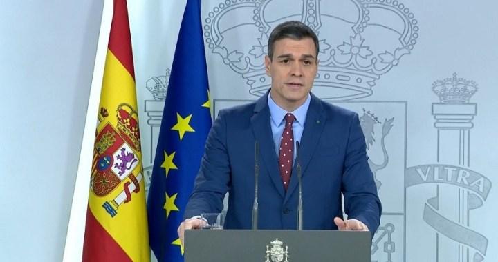 Pedro Sánchez presenta a los 22 miembros del primer Gobierno de coalición de la democracia española