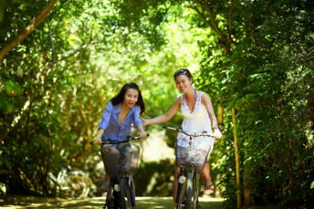 Turismo sobre pedales