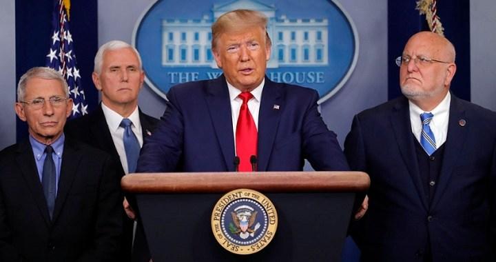 Coronavirus: Según Donald Trump no es necesario posponer las primarias presidenciales estadounidenses