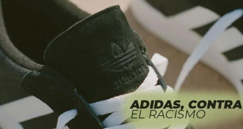 Adidas contra el racismo