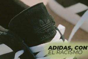 Adidas se une a la batalla contra el racismo