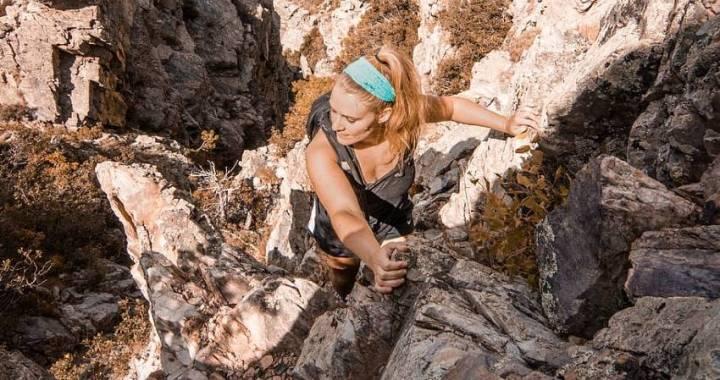La escalada en femenino