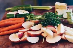 Las frutas y verduras como piedra angular de la salud