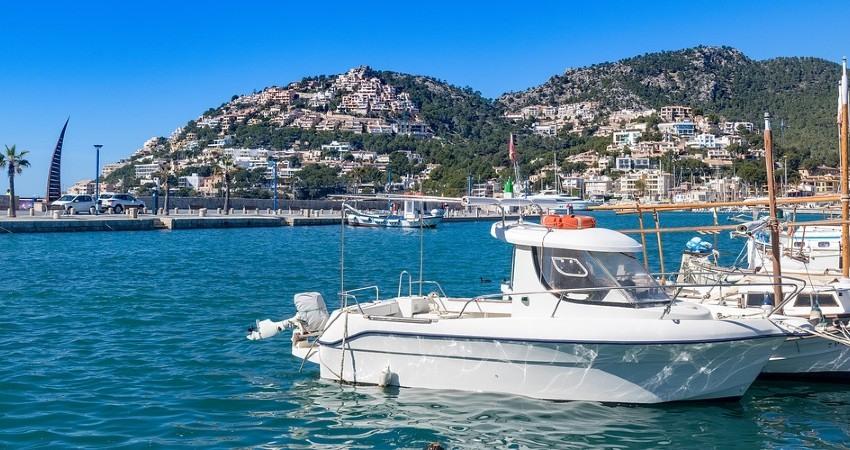seis lugares Mediterráneo visitar en barco