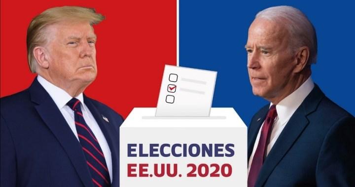 Más de 96 millones de estadounidenses han emitido sus votos de forma anticipada en los comicios presidenciales