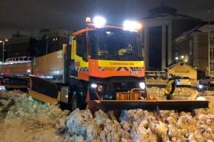 La ola de frío paraliza media España con todos los dispositivos de vialidad invernal en alerta
