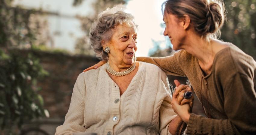 Encontrar una residencia de mayores