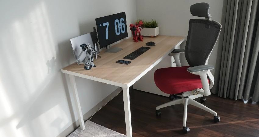 Silla de oficina para trabajar en casa