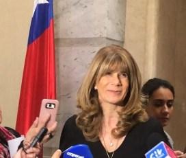 Audio Senadora Rincón por Comisión de Pesca