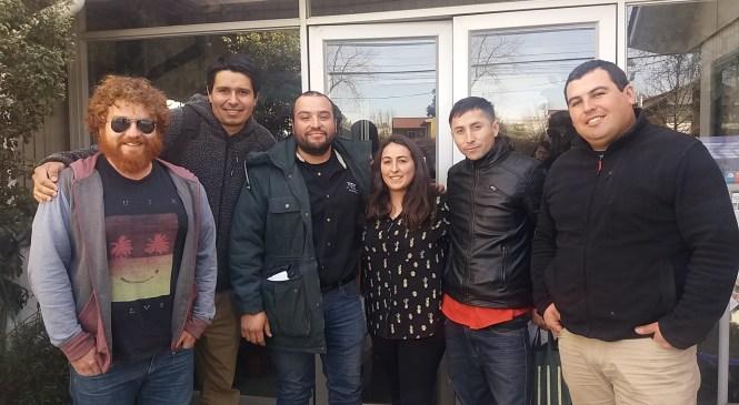 Indap Maule fortalece acciones conjuntas con la Mesa Rural Joven