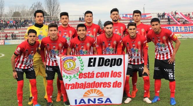 Deportes Linares le dedicó la goleada por 5 a 0 a los trabajadores de la Iansa