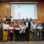 Intendente Milad realizó entrega de recursos del Fondo Social Presidente de la República