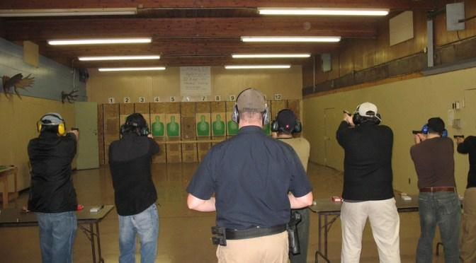 Level 1 firearm training