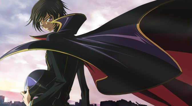 Code Geass: Lelouch of the Rebellion 反逆之魯魯修