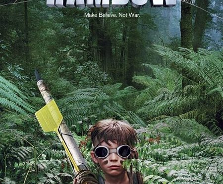 Son of Rambow 第二滴血