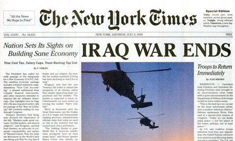 New York Times Special Edition