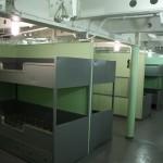 Sailor's bunkers