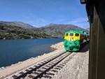 阿拉斯加遊輪之旅(下)- 坐火車去淘金